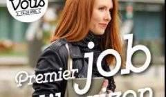 Premier job en vue pour les jeunes