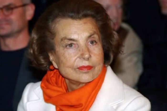 Liliane Bettencourt était sans doute la femme la plus riche du monde (capture Europe 1)