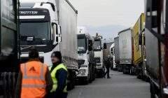 Les routiers pourraient bloquer les raffineries et autres centres névralgiques de l'économie (DR)