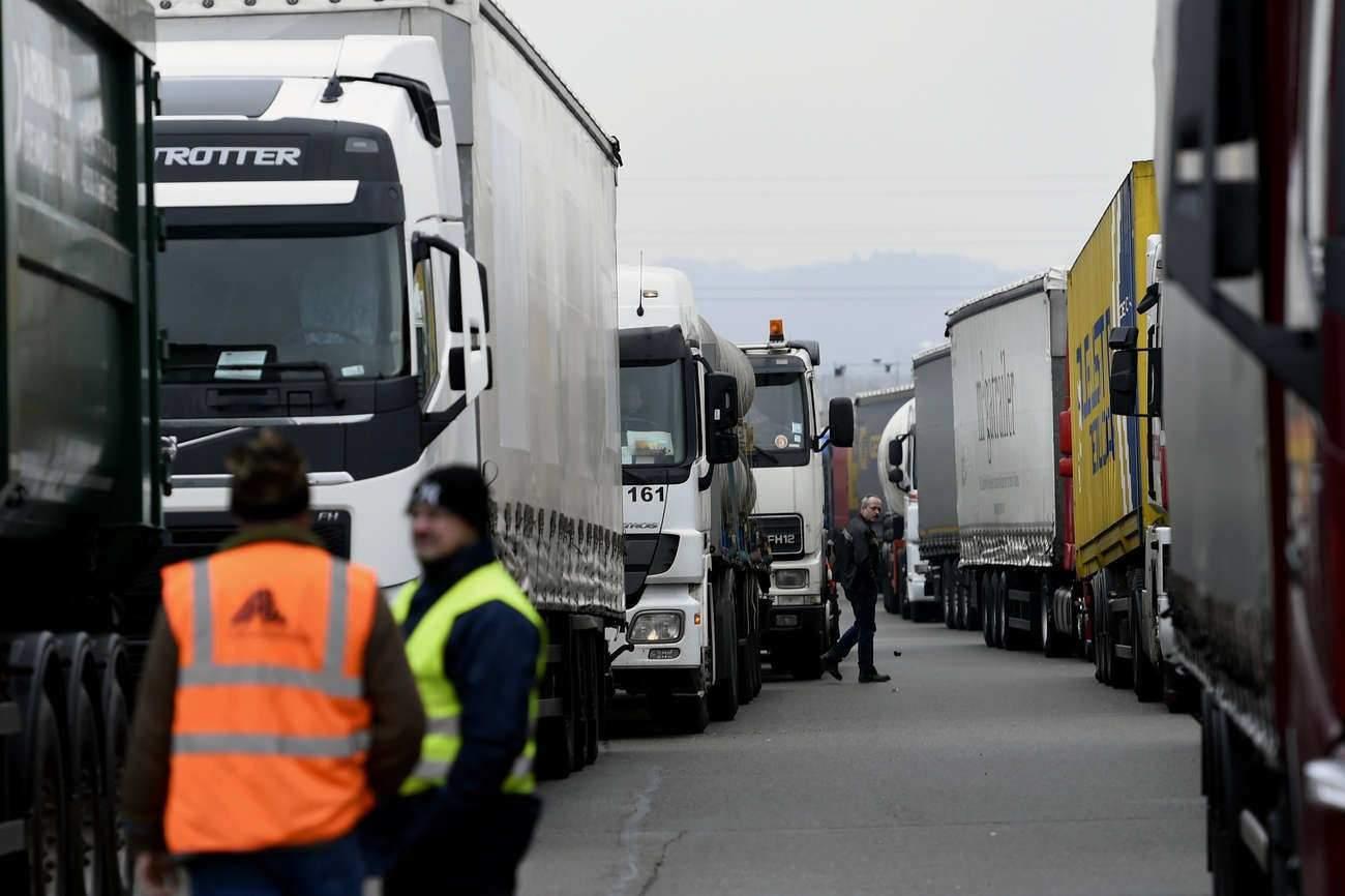 Loi travail: les routiers s'y mettent!
