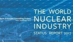 Rapport sur l'industrie nucléaire dans le monde par Mycle Schneider
