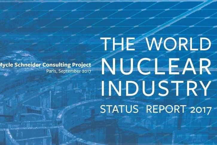 Etat des lieux de la production nucléaire mondiale