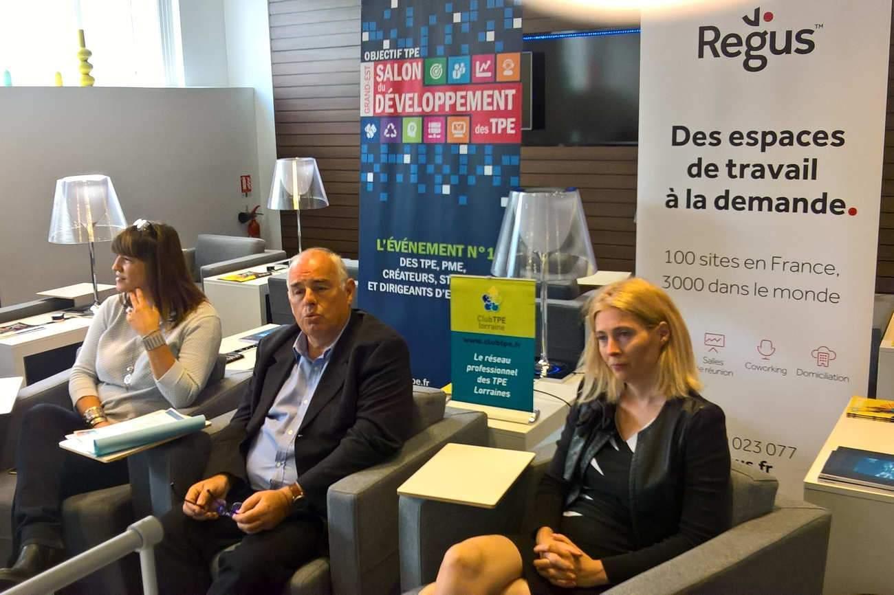 Nancy: salon du développement des TPE-PME