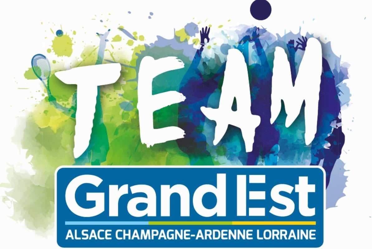 Des sportifs du Team Grand Est au Moselle Open