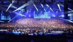 2.000 choristes au Galaxie d'Amnéville (phot Bodez-Grand-Est)