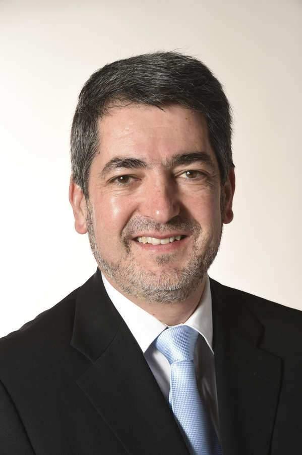 Jean Rottner, sera président de la région Grand Est le 20 octobre 2017 (DR)