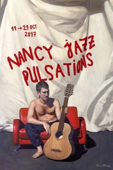 L'affiche du NJP 2017 de François Malingrëy