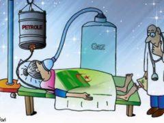L'Algérie est riche en gaz et en pétrole mais les prix baissent (Wikimedia Commons)
