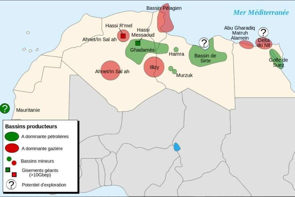 L'Algérie connaît une ère de prospérité (Wikimedia Commons)