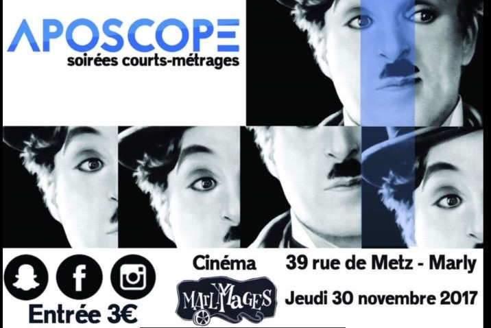 Soirées courts métrages avec Aposcope