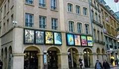 Le cinéma Le Palace sera rénové (Photo Google)