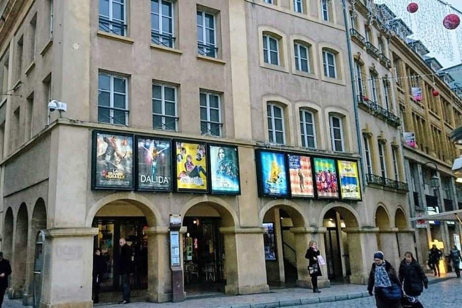 Le cinéma Le Palace à Metz (Photo Google)
