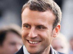 Emmanuel Macron, page Facebook