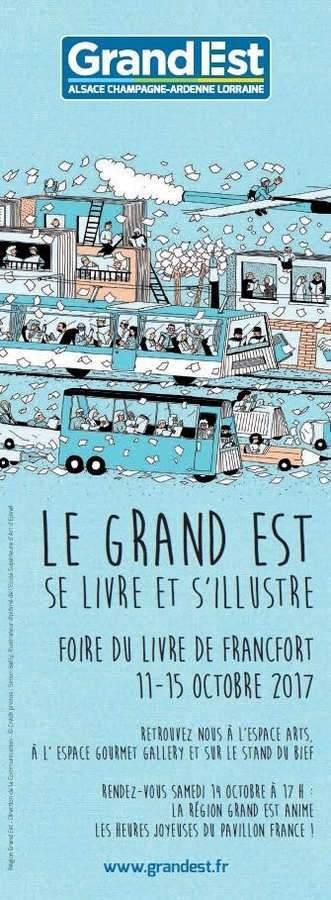 Le Grand Est à Francfort