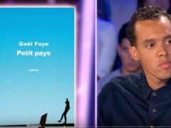 L'écrivain Gaël Faye a remporté le Prix Goncourt des Lycéens 2016 (Capture On n'est pas couché, France 2)