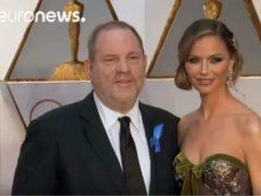 Harvey Weinstein, producteur à Hollywood dénoncé par ses victimes (Capture Euronews)
