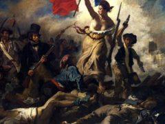 La liberté guidant le peuple (E.Delacroix)