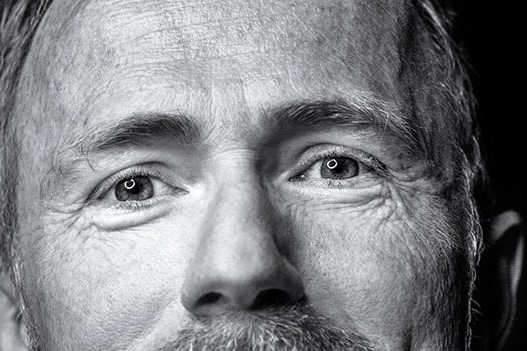 Portrait de chercheur NicolasBrucker: del'ombre danslalumière