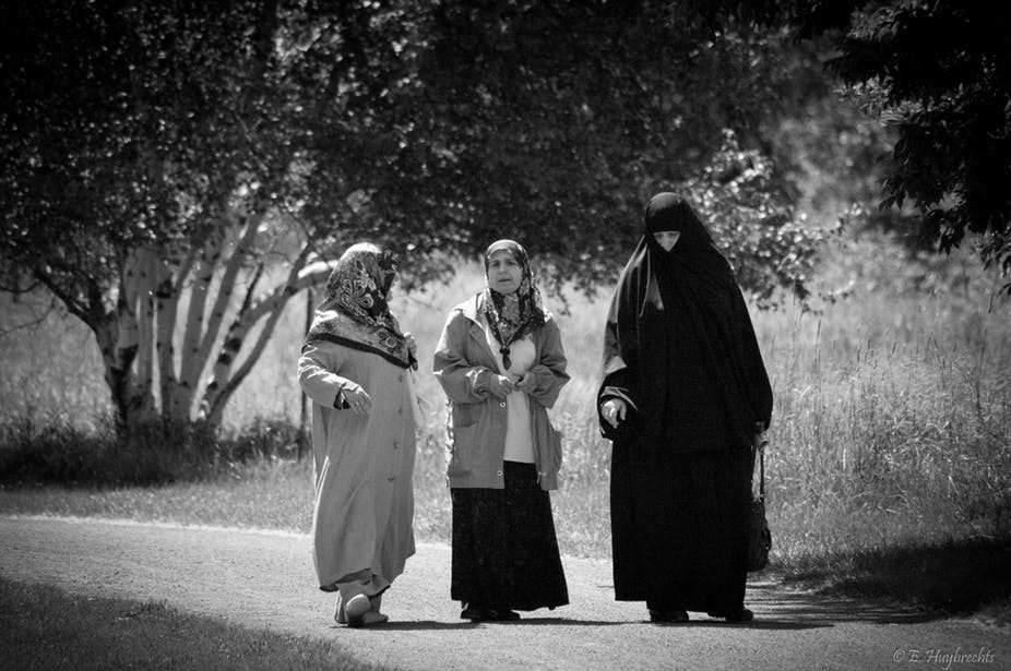 Interdiction du niqab au Québec oul'exploitation politique ducorps desfemmes