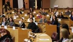 Première séance d'installation du conseil régional des jeunes du Grand Est (P.Bodez-région GE)
