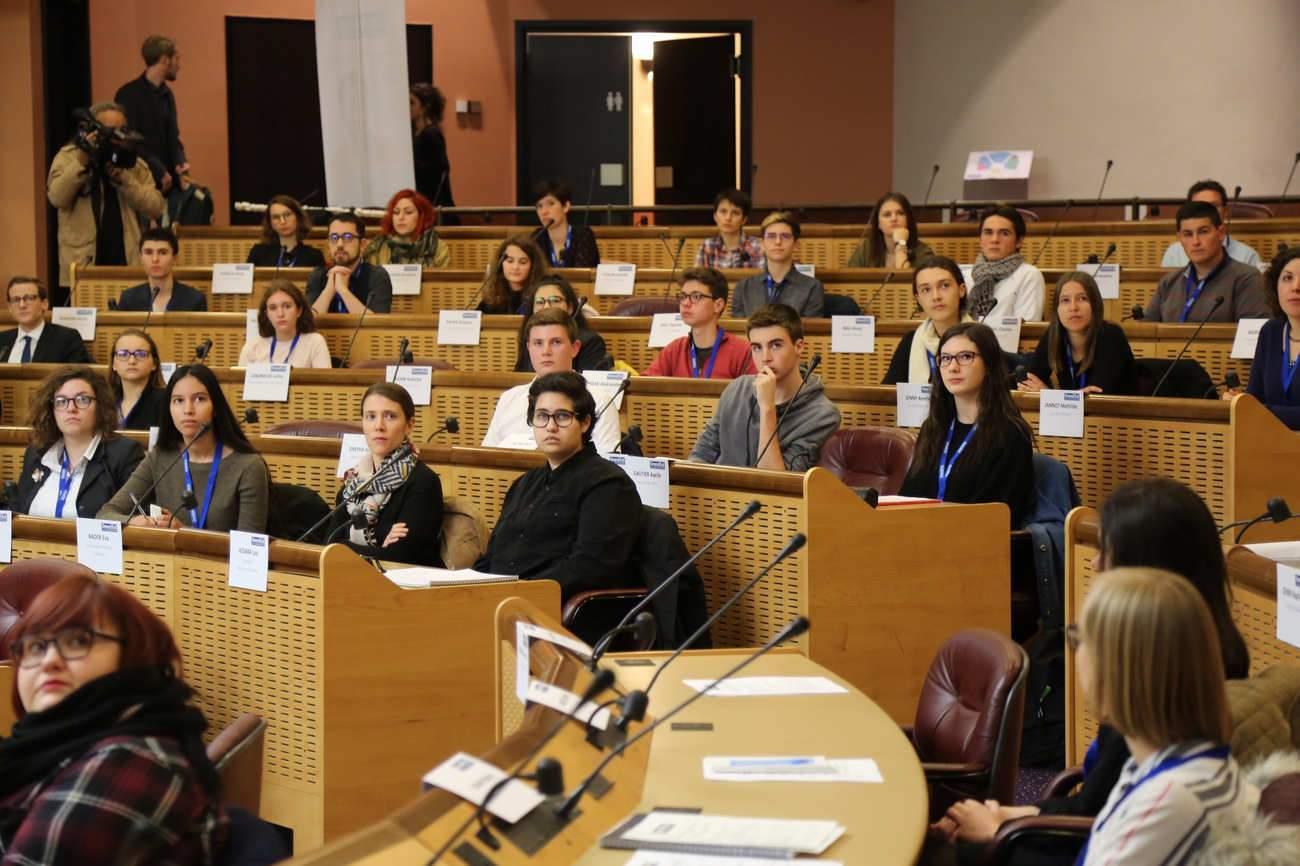 Grand Est: Installation du conseil régional des jeunes