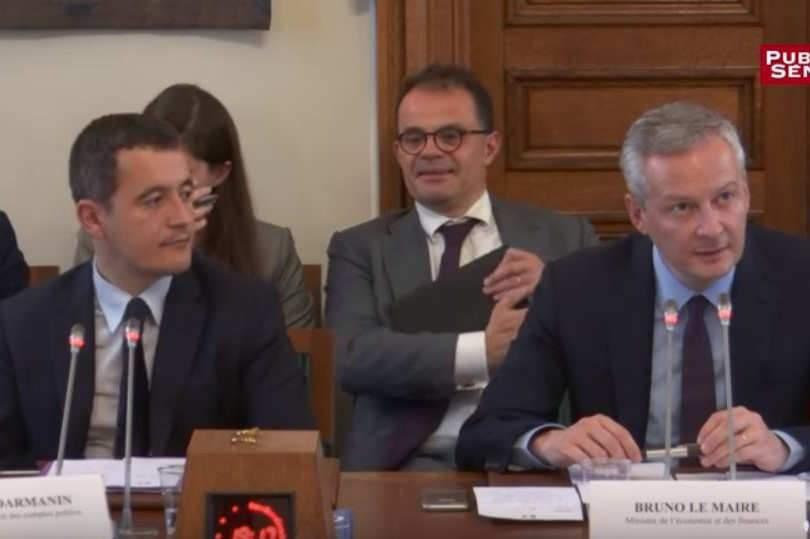 Le rapport de l'IGF qui fait pschitter les propos de Lemaire et Castaner
