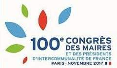 Logo de l'association des maires de France (AMF)