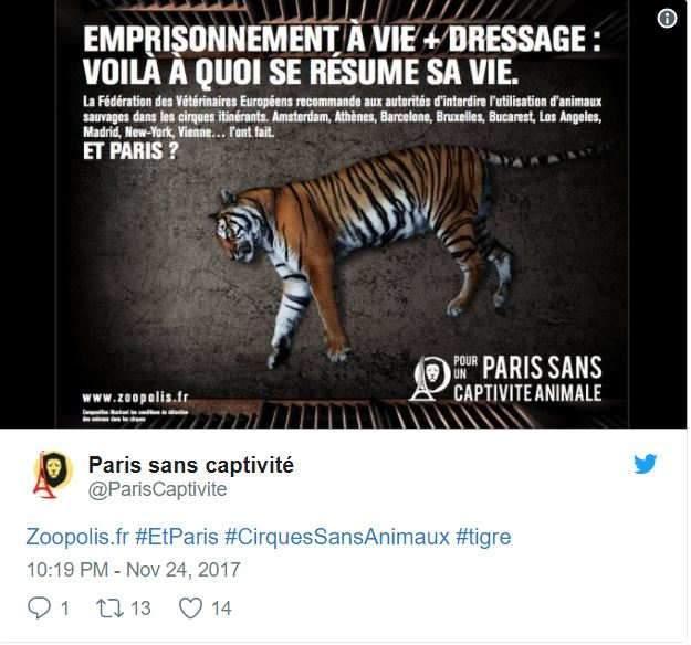Paris sans captivité