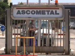 Ascométal à Fos-sur-Mer en 2014 (Capture LCM)
