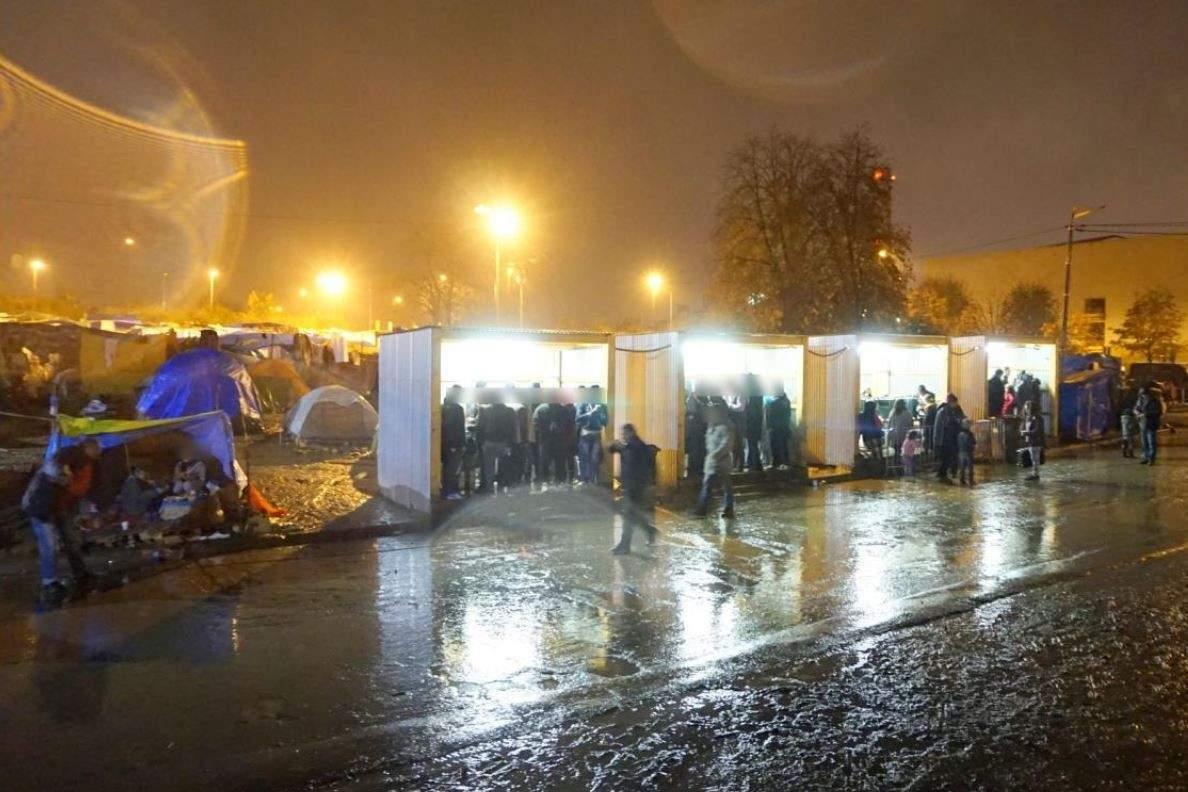 Moselle: Le camp de Blida s'est déplacé à Guénange