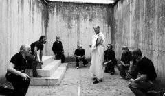 Une scène de « César doit mourir » des frères Taviani. Allociné/Bellissima Films