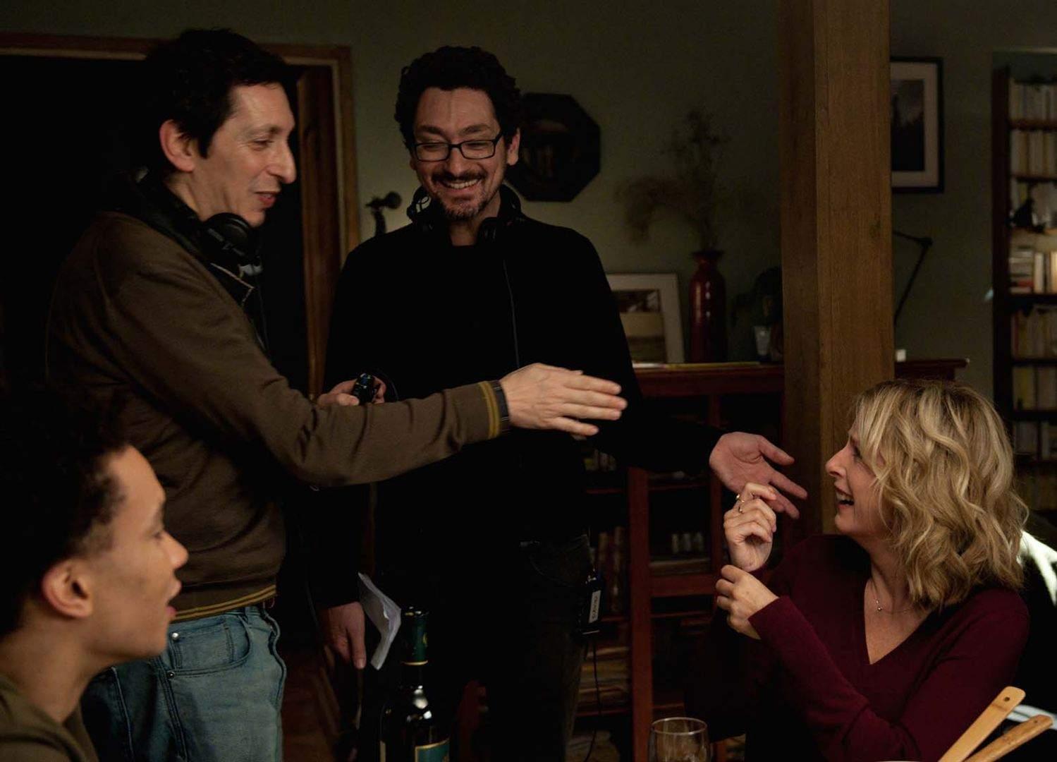 Stéphane et David Foenkinos ont écrit ce rôle spécialement pour Karine Viard.