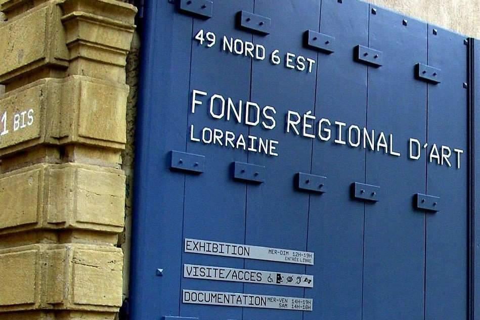 Le FRAC Lorraine à Metz