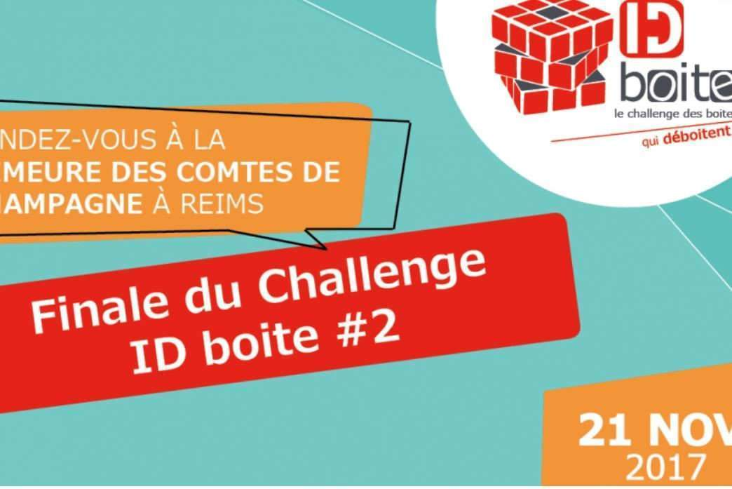 Concours ID Boite #2 : 52 projets et 23 finalistes