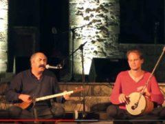 Hooshang Farahani - Jérôme Salomon / Houdetsi festival 2015 (capture Youtube)