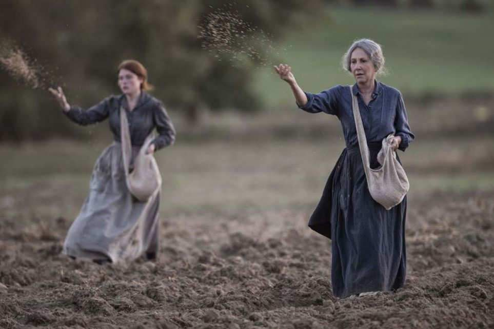 «Les Gardiennes» de la ferme
