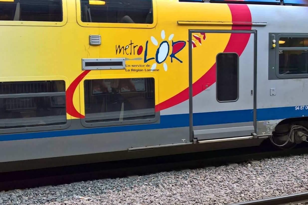 1673 trains par jour dans le Grand Est (DR)