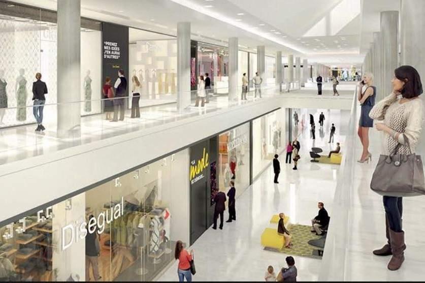 Centre commercial Muse à Metz : ouverture le 21 novembre 2017