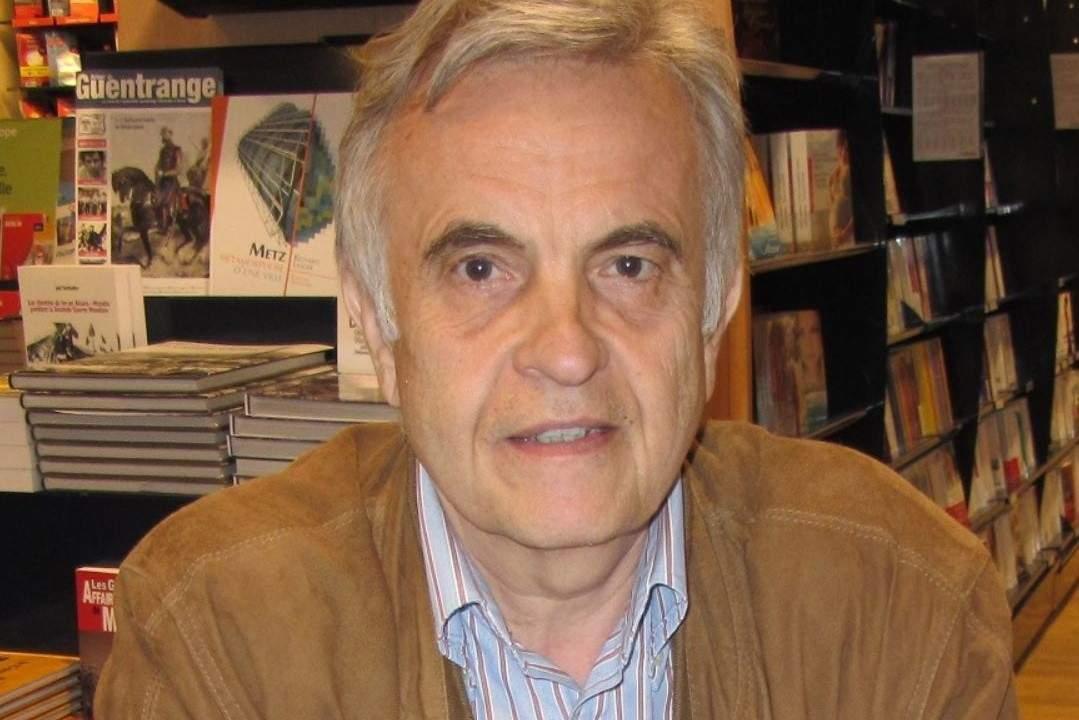 Paul Nicolas, ancien commandant de police à Metz est l'auteur de nombreux ouvrages sur la Tunisie (DR)
