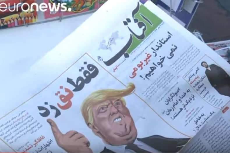 Donald Trump, meilleur artisan delamontée dunationalisme iranien