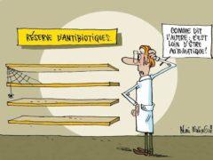 La recherche travaille à la mise au point de nouveaux antibiotiques. Il ne s'agit pas de se priver des anciens pour autant. Rémi Malingrey, CC BY-SA