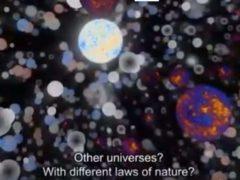 La beauté de l'univers
