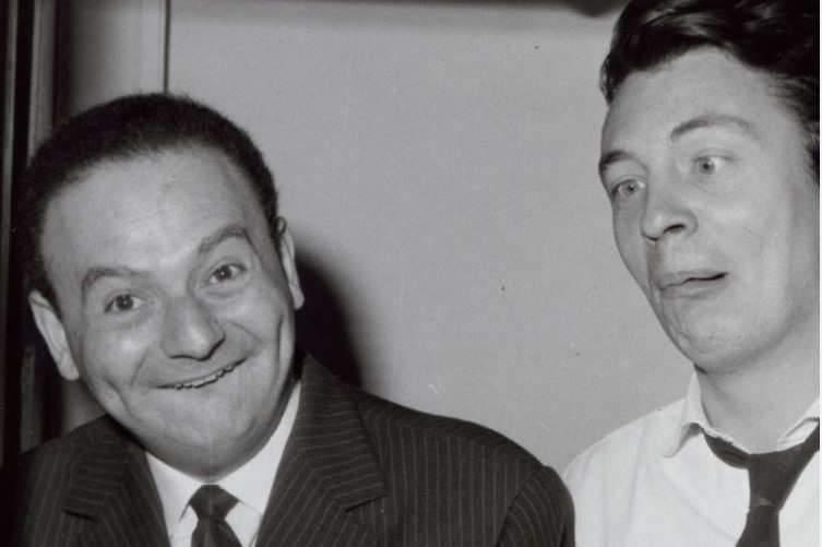 """Goscinny et Sempé : """"C'est l'humour qui nous réunissait"""", estime le dessinateur (IMAV Editions)."""