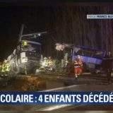 Quatre enfants tués près de Perpignan : le bilan s'alourdit