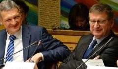 le CESER a accueilli Monsieur Stephan TOSCANI, Ministre des Finances et des Affaires européennes du Land de Sarre