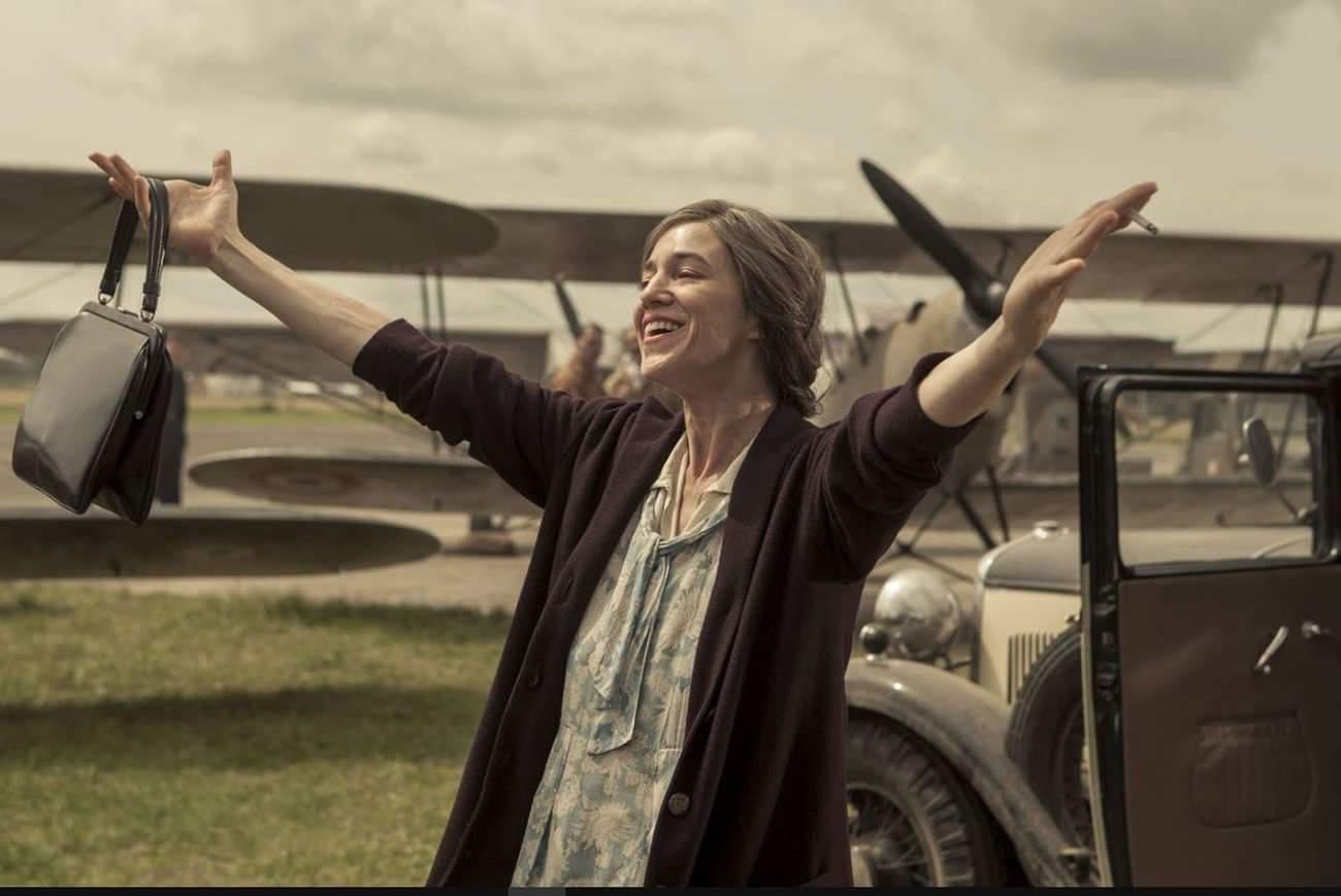 Charlotte Gainsbourg: «J'ai eu un plaisir intense avec ce rôle»