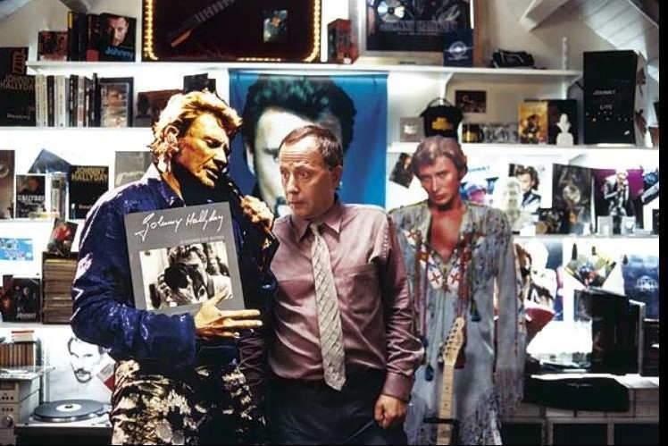 Le film où Johnny était «Jean-Philippe»