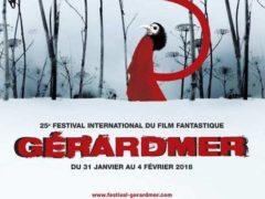 Gérardmer festival 2017