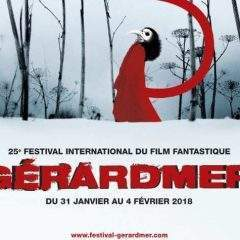 Le jury jeunes au Festival de Gérardmer