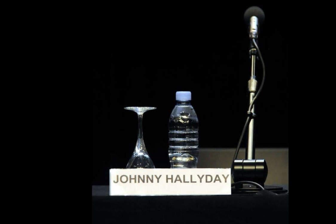 Johnny Hallyday est mort le 6 décembre 2017